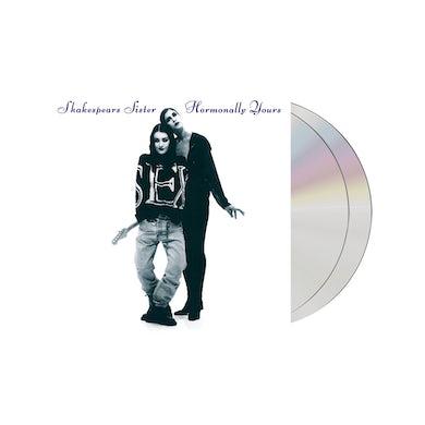 Shakespears Sister Hormonally Yours Digipack Double CD Album CD
