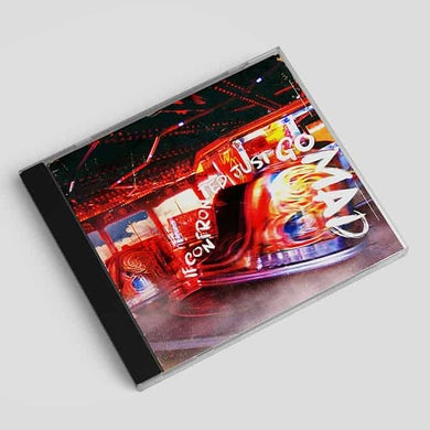 The Twang If Confronted Just Go Mad CD