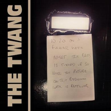 The Twang 10:20 CD
