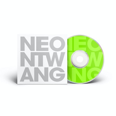 NeonThe Twang CD