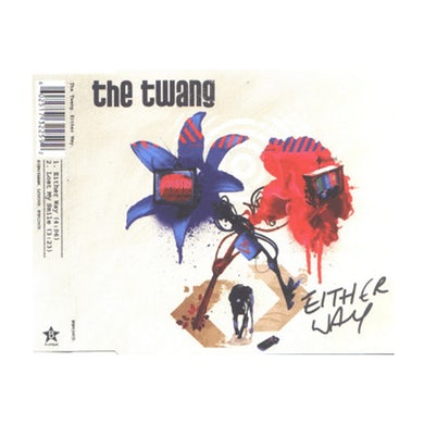 The Twang Either Way (Promo Version) CD Single