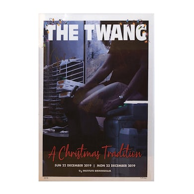 The Twang A Christmas Tradition Signed & Numbered Print
