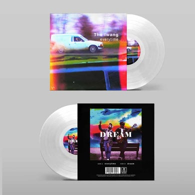 The Twang Everytime / Dream Clear 7-Inch Vinyl (Ltd Edition) 7 Inch