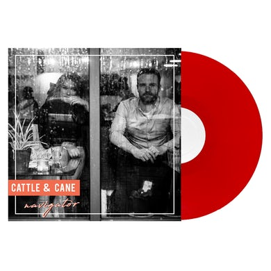 Cattle & Cane Navigator Red LP (Vinyl)
