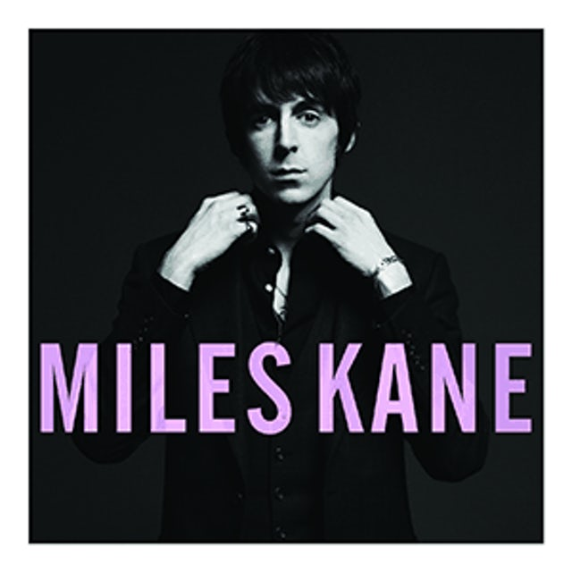 Miles Kane Colour Of The Trap CD