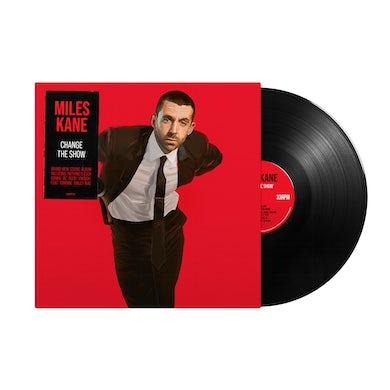 Change The Show Black LP (Vinyl)