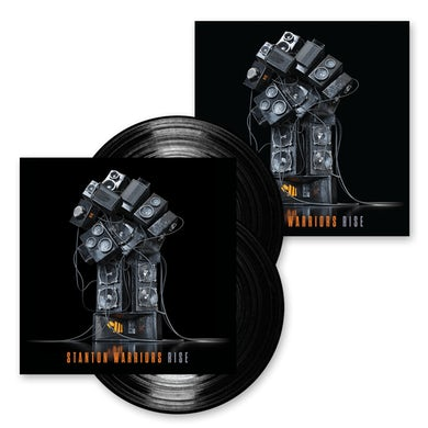 Stanton Warriors Rise Double LP (Vinyl)