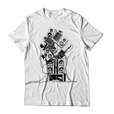 Black Wireframe T-Shirt