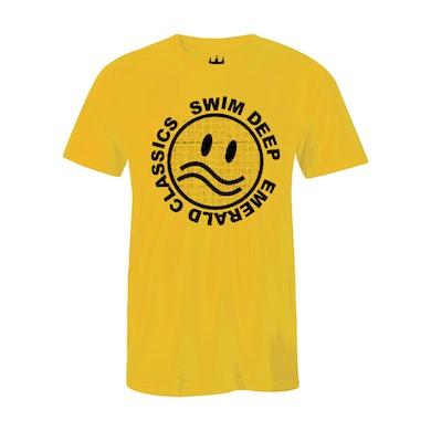 Swim Deep Yellow Logo T-Shirt