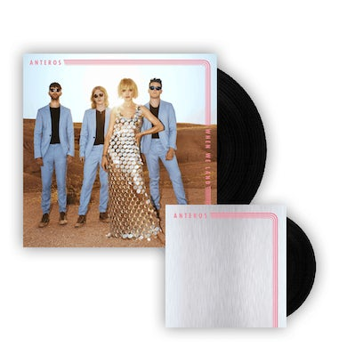 Anteros When We Land LP (Vinyl)