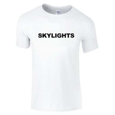 42's Records White Logo T-Shirt