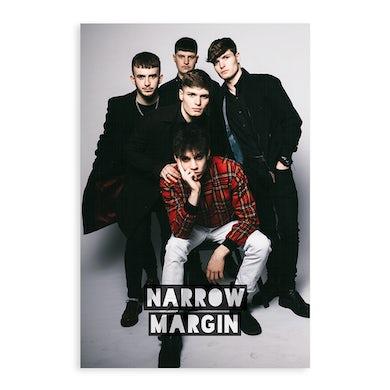 42's Records Narrow Margin A2 Poster