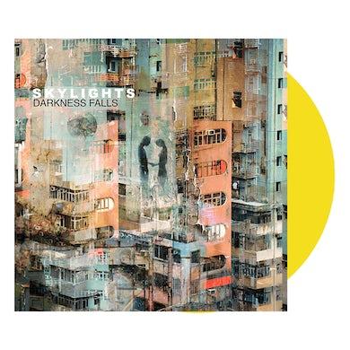 "42's Records Darkness Falls - 7"" Citrus Yellow Vinyl Single  7 Inch Vinyl"