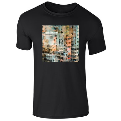 42's Records Darkness Falls Navy Tee (Men's/Women's fit available)