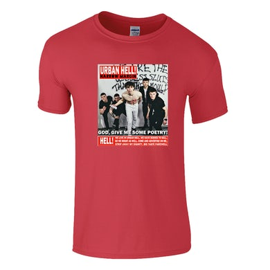42's Records Red Magazine T-Shirt