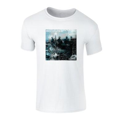 42's Records Colosseums Album T-Shirt White