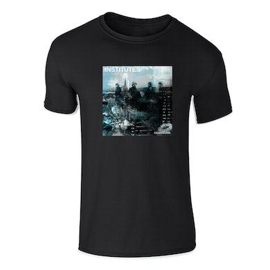 42's Records Colosseums Album T-Shirt Black