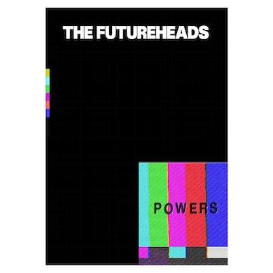 Powers - Screen Printed Artwork