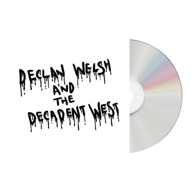 Declan Welsh & The Decadent West Live CD EP CD