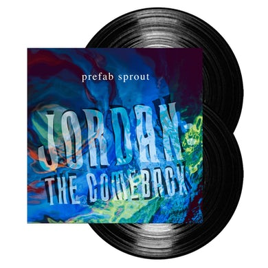 Prefab Sprout Jordan: The Comeback (Remastered) Double Heavyweight LP (Vinyl)