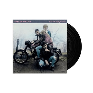 Prefab Sprout Steve McQueen (Remastered) Heavyweight LP (Vinyl)