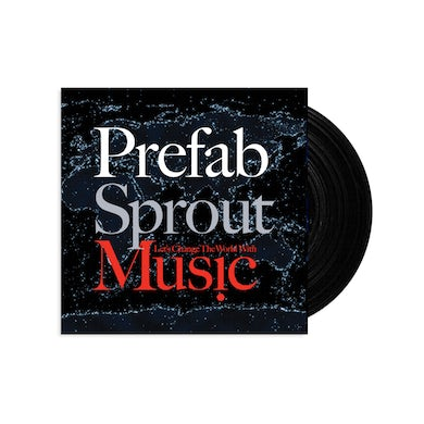 Prefab Sprout Let's Change The World With Music (Remastered) Heavyweight LP (Vinyl)