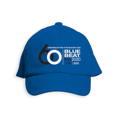 The Blue Beat Label 60 Year Cap