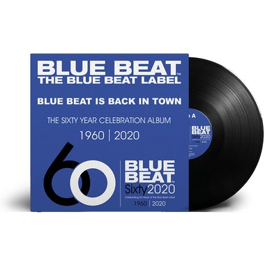 The Blue Beat Label 60 Year Celebration Album - Vinyl Vinyl
