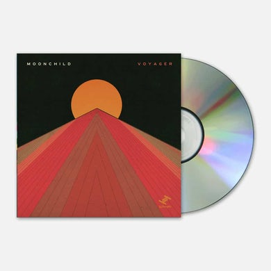Moonchild Voyager CD