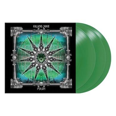 Pylon Triple Green Triple LP (Vinyl)