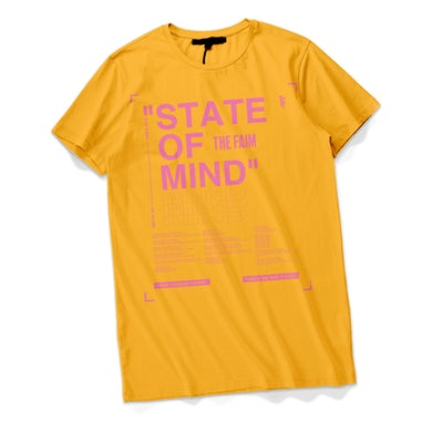 The FAIM State of Mind Album T-Shirt