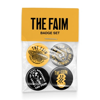 The FAIM State of Mind Badge Set