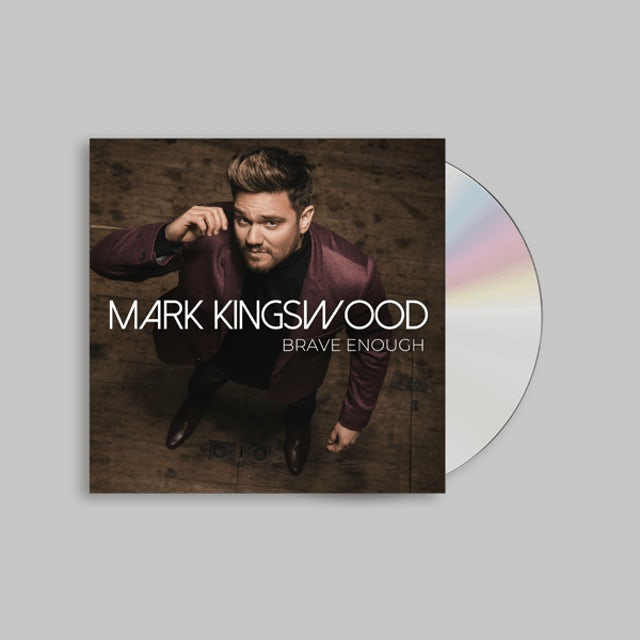 Mark Kingswood Brave Enough CD