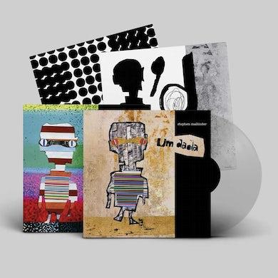 Stephen Mallinder Um Dada Clear Ltd Edition Heavyweight LP (Vinyl)