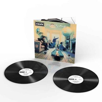 Oasis Definitely Maybe Double Heavyweight LP (Vinyl)