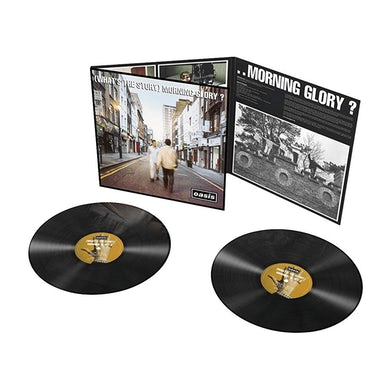 Oasis (What's The Story) Morning Glory? Double LP (Vinyl)