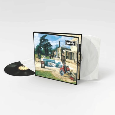 Oasis Be Here Now Double LP (Vinyl)
