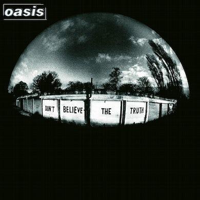 Oasis Don't Believe The Truth LP (Vinyl)
