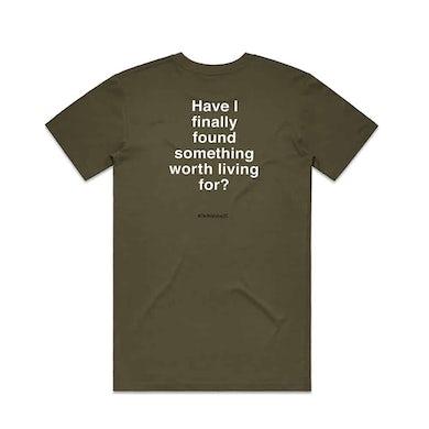Oasis Cigarettes & Alcohol Lyric T-Shirt
