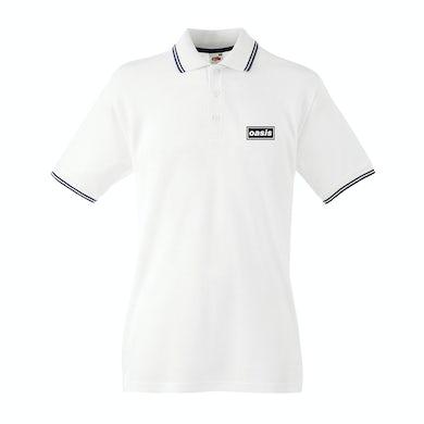 Oasis Replica Tour White Polo