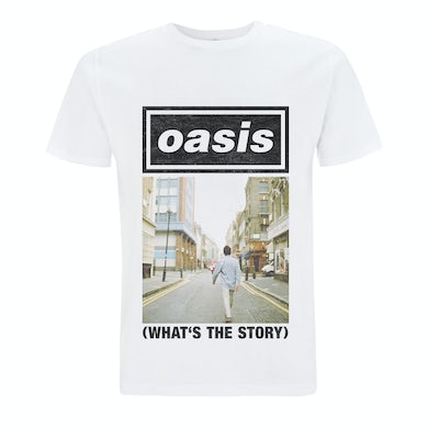 Oasis What's The Story T-Shirt