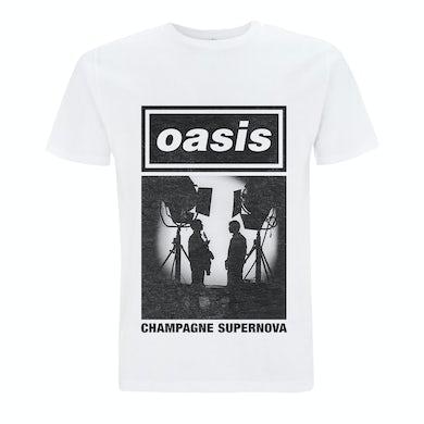 Oasis Champagne Supernova T-Shirt