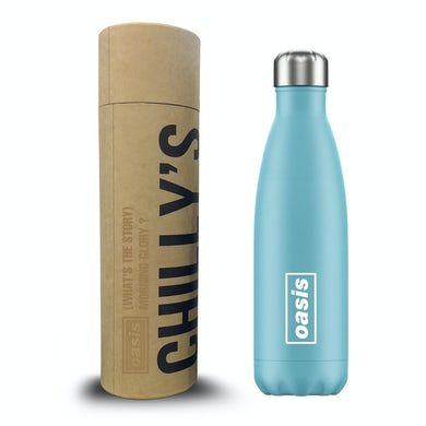 Oasis Chilly's Water Bottle (Blue)
