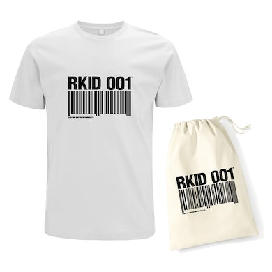 Oasis Big Brother Recordings Anniversary RKID T-Shirt