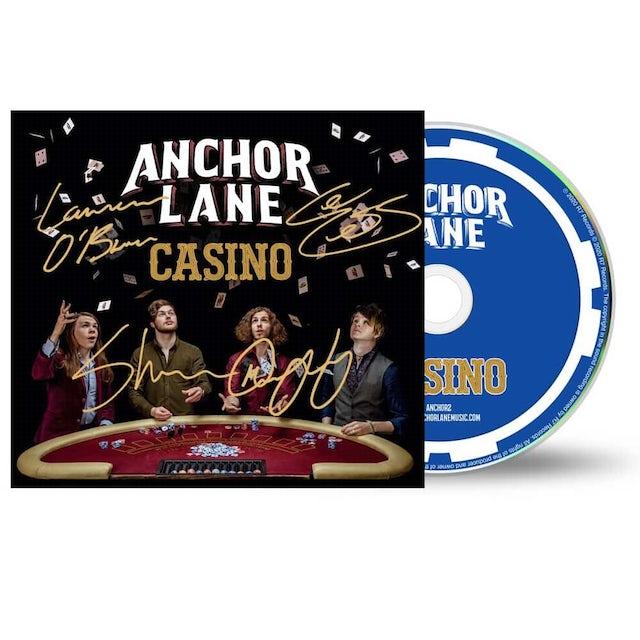 Anchor Lane Casino (Signed) CD