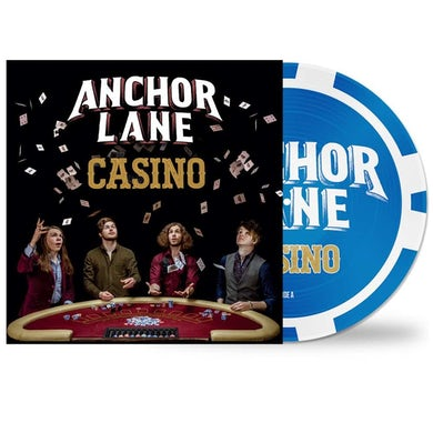 Anchor Lane Casino Picture Disc LP (Vinyl)