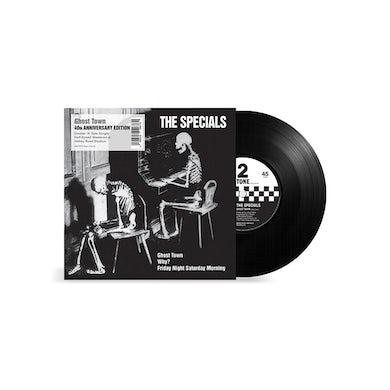 "The Specials Ghost Town (40th Anniversary Half-Speed Master) - 7"" Vinyl 7 Inch Vinyl"
