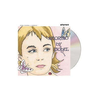 Isobel Campbell Amorino CD Album CD