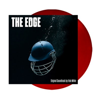 The Edge Original Soundtrack Cricket Ball Red LP (Vinyl)