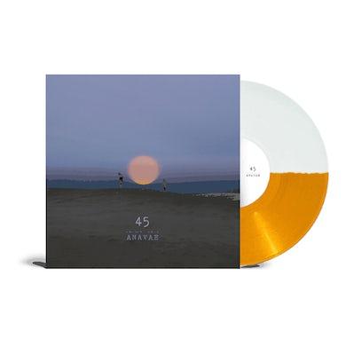 Orange/White Vinyl